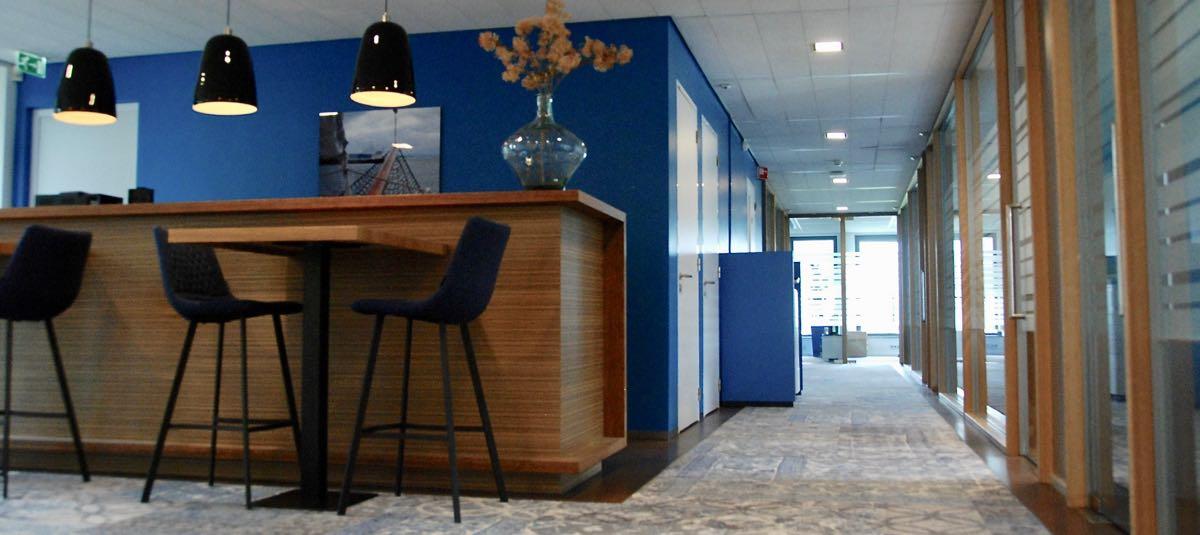 Kantoorstyling I.D. Binnenhuisarchitectuur Beverwijk
