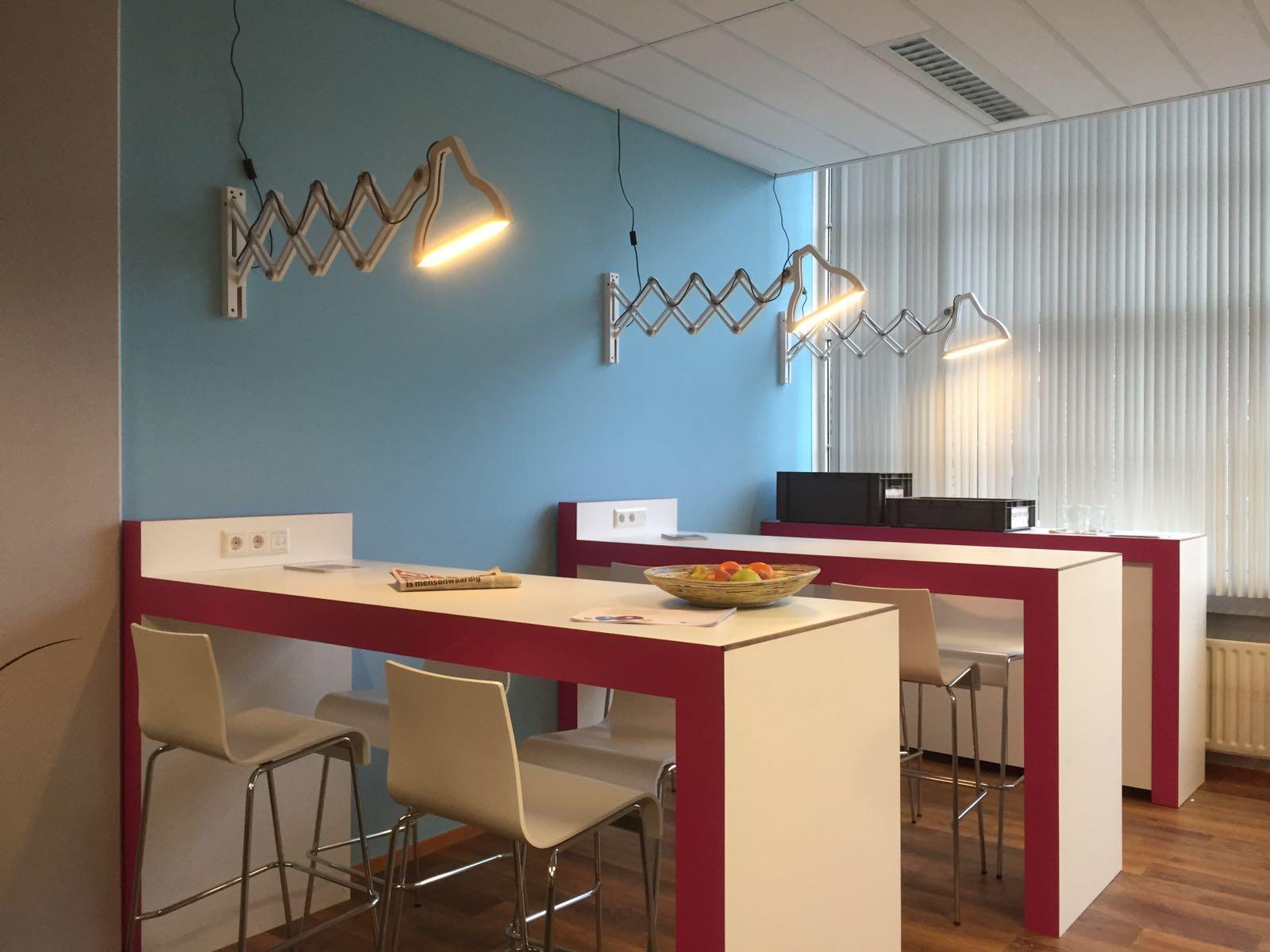 Lichtontwerp ID Binnenhuisarchotectuur Beverwijk